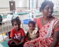 Malnutrition children under CTC 1