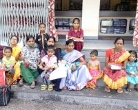 Malnutrition children under CTC 2