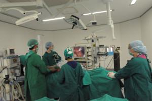Laproscopic Surgery