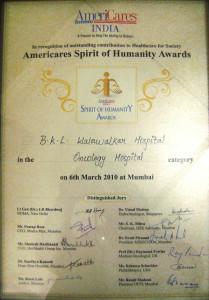 AmeriCare Award