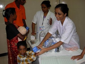 Malnutrition Elimination Program