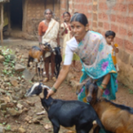 Provide a one -time grant to a very poor woman for an income generation activity